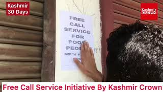 Kashmir Crown Helping People To Get Connected