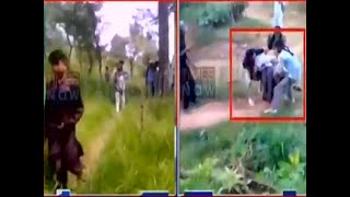 Watch: Anti-Pakistan protests in POK brutality towards their own people