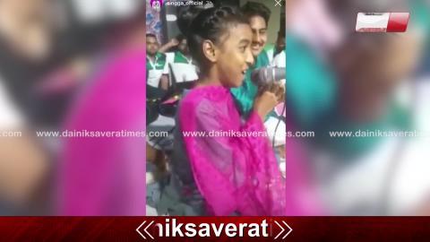 ਜਾਣੋ Singga 'ਤੇ Geeta Zaildar ਨੇ ਕੀਤਾ ਕਿਸ ਕੁੜੀ ਦੇ Talent ਨੂੰ Support | Dainik Savera