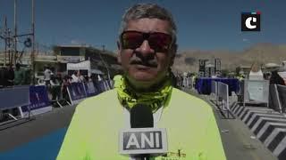 8th edition of Ladakh Marathon concludes