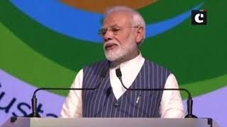 Time has come for world to say good-bye to single use plastic: PM Modi