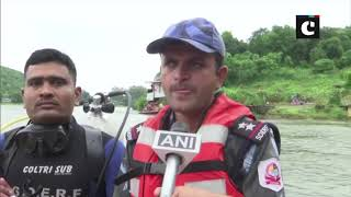 Rescue operation underway to find man who allegedly jumped off from Bhopal's Bhadbhada Bridge