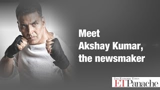 'Mission Mangal' fame, Forbes rank, citizenship row: Meet Akshay Kumar, the newsmaker | ETPanache