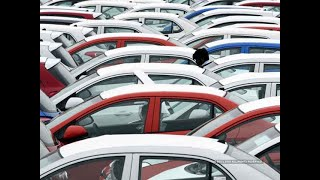Slowdown plunges August auto sales to lowest since 1997-98