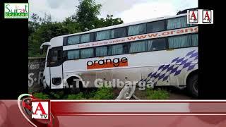 Gulbarga Jewargi Road Per Bada Hadesa Tala A.Tv News 8-9-2019