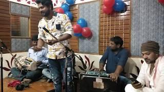 Samar Singh New Live Making Video. ऐतना बढिया बढिया माल Superhit Samar Singh Live Song