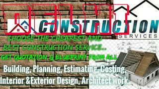 DELHI Construction Services | Building , Planning,  Interior and Exterior Design | Architect  |