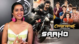 Shraddha Kapoor Reaction On SAAHO And Chhichhore BIG Success At Box Office