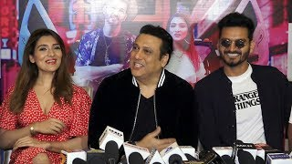Interviews With Tina Ahuja, Govinda, & Gajendra Verma For Their Upcoming Music Video Milo Na Tum