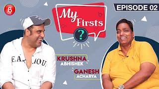 Krushna Abhishek & Ganesh Acharya Reveal Their First Crush On Raveena  Tandon & Madhubala | My Firsts video - id 361b979f7c37ce - Veblr