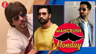 Vicky Kaushal, SRK , Ayushmann, Hrithik Roshan Take Your Monday Blues Away | Mancrush Monday