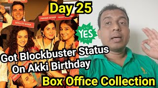 Mission Mangal Box Office Collection Day 25,Akshay Kumar Film Got Blockbuster Status On His Birthday