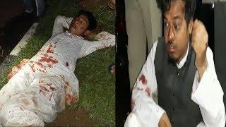 Horse Attack Ki Wajah Se 2 Log Hue Zakmi At Pahadi Shareef | @ SACH NEWS |