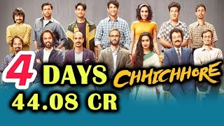Chhichhore DAY 4 Official Box Office Collection | Sushant Singh Rajput, Shraddha Kapoor