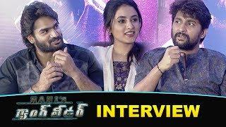 Nani's Gang Leader Movie Team Exclusive Interview | Nani | Karthikeya | Priyanka | Bhavani HD Movies