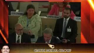 UNHRC में Pak विदेश मंत्री Shah Mehmood Qureshi का कबूलनामा, Kashmir को बताया भारत का हिस्सा