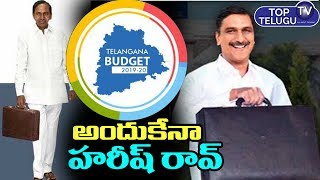 Financial Situation In Telangana | Harish Rao News Today | Telangana Budget 2019 | Top Telugu TV