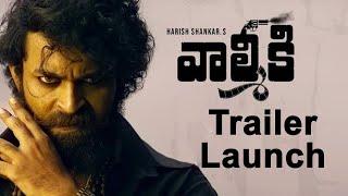 Valmiki Movie Trailer Launch | Varun Tej | Harish Shankar | Top Telugu TV