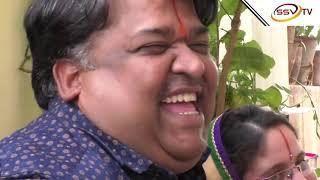 Yashswi Dampatigalu  Shreekant Somani  w/f Rashami Shreekant Somani @ SSV TV
