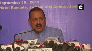 Next agenda is retrieving parts of PoK: Jitendra Singh