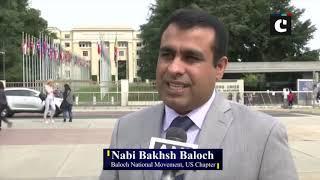Baloch activist calls Pak's outcry over Kashmir 'hypocrisy'