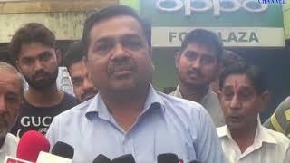 Palitana   Construction of Sardar Patel Shopping Center required   ABTAK MEDIA