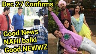 Akshay Kumar Good News Movie Name Will Be Changed To Good Newwz