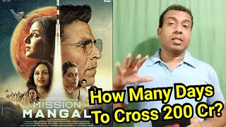 Mission Mangal To Cross 200 Crores On This Day!