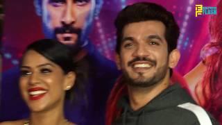 Arjun Bijlani & Nia Sharma GRAND Entry - Jamai 2.0 Web Series Special Screening