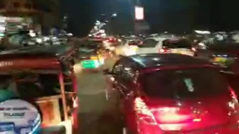 Traffic Jam Sevoke Road