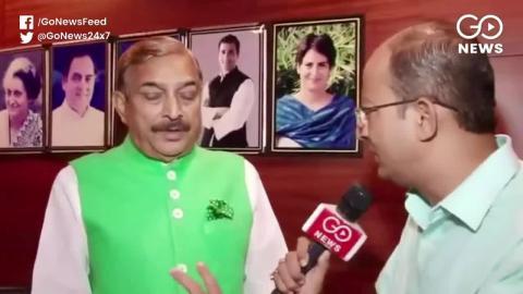 यदि चिन्मयानंन्द बीजेपी के नेता नहीं होते तो सलाखों के पीछे होते: प्रमोद तिवारी