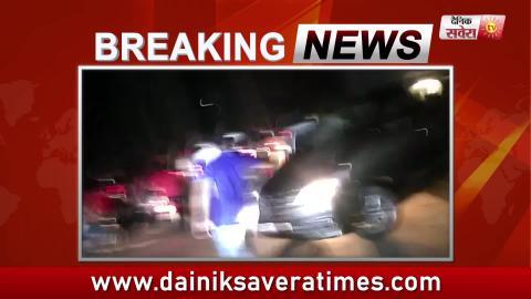 Breaking News : Elly Mangat ਨੂੰ Punjab Police ਨੇ Purabh Premium ਦੇ ਬਾਹਰੋਂ ਲਿਆ ਹਿਰਾਸਤ 'ਚ | Dainik Savera