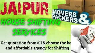 JAIPUR    Packers & Movers ~House Shifting Services ~ Safe and Secure Service  ~near me 1280x720 3 7