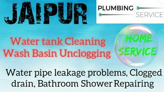 JAIPUR    Plumbing Services ~Plumber at your home~   Bathroom Shower Repairing ~near me ~in Building