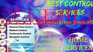 KANPUR    Pest Control Services ~ Technician ~Service at your home ~ Bed Bugs ~ near me 1280x720 3 7