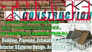 THANE   Construction Services ~Building , Planning,  Interior and Exterior Design ~Architect  1280x7
