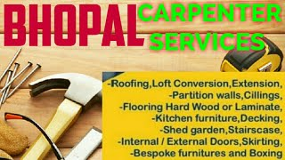 BHOPAL   Carpenter Services  ~ Carpenter at your home ~ Furniture Work  ~near me ~work ~Carpentery 1