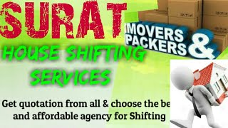 SURAT   Packers & Movers ~House Shifting Services ~ Safe and Secure Service ~near me 1280x720 3 78M