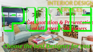 PUNE   INTERIOR DESIGN SERVICES ~ QUOTATION AND PRESENTATION~ Ideas ~ Living Room ~ Tips ~Bedroom 12