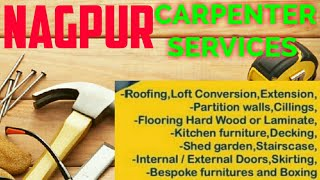 NAGPUR    Carpenter Services  ~ Carpenter at your home ~ Furniture Work  ~near me ~work ~Carpentery