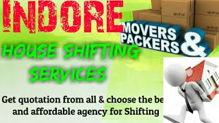 INDORE    Packers & Movers ~House Shifting Services ~ Safe and Secure Service  ~near me 1280x720 3 7