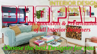BHOPAL   INTERIOR DESIGN SERVICES ~ QUOTATION AND PRESENTATION~ Ideas ~ Living Room ~ Tips ~Bedroom