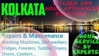 KOLKATA   KITCHEN AND HOME APPLIANCES REPAIRING SERVICES ~Service at your home ~Centers near me 1280