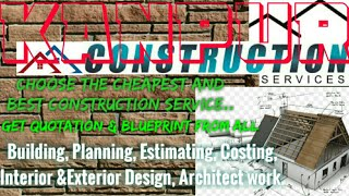 KANPUR     Construction Services ~Building , Planning,  Interior and Exterior Design ~Architect  128