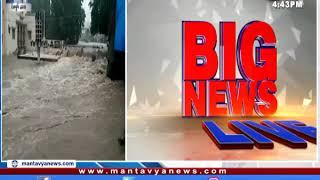 દ્વારકા: જામખંભાળીયામાં વીજળીના કડાકા -ભડાકા સાથે વરસાદ