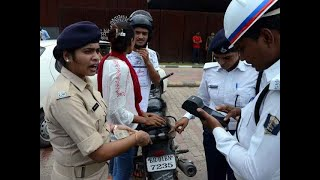 Bihar cops to pay double fine for traffic violations