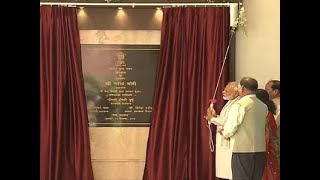 Watch: PM Modi unveils new Jharkhand Vidhan Sabha building