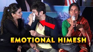 Himesh Reshammiya CRIES BADLY At Ranu Mondal's Song Launch | Teri Meri Kahani