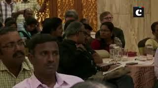 Puducherry CM Narayanasamy attends workshop on disaster vulnerability