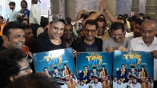 Life Mein Time Nahi Hai Kisiko Film Poster Launch At Andheri Cha Raja With Krushna Abhishek
